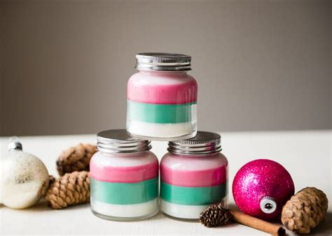 Pretty Jar Candles by Faves 8 Pretty Ways To Make Your Own Candles