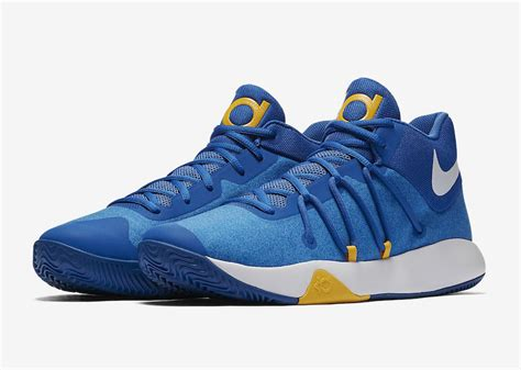 Sepatu Basket Nike Kd 10 Blue Gold Finals kd trey 5 v price malaysia traffic school
