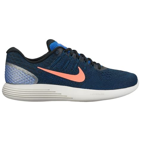 nike lunarglide mens running shoes nike s lunarglide 8 running shoes blue