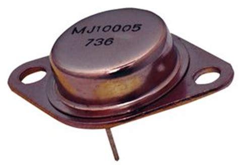 transistor mắc kiểu darlington nte2349 nte electronics bipolar bjt single transistor darlington npn 120 v 300 w 50 a