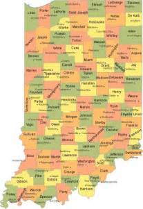 Indiana State Map by Best Auto Insurance In Indiana Affordable Car Insurance