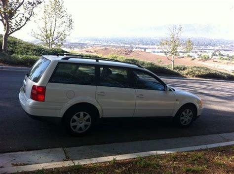 1999 Volkswagen Passat Wagon by Buy Used 1999 Volkswagen Passat Gls Wagon 4 Door 1 8l In