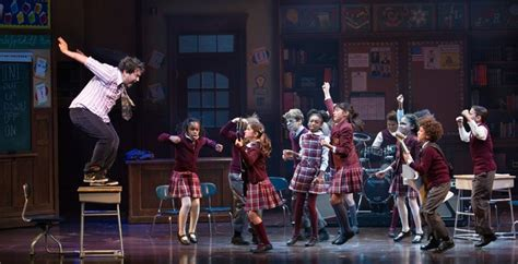home design show nyc tickets review school of rock teaches the abcs of power chords