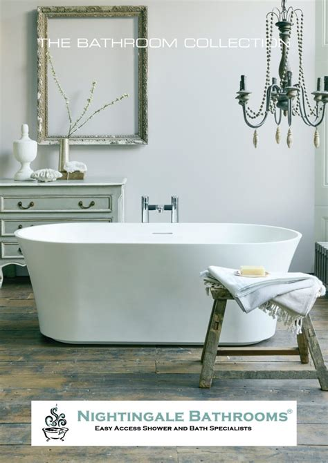 nightingale bathrooms nightingale bathrooms kent brochure request and pdf
