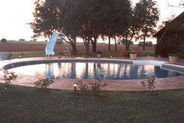 best 25 above ground pool slide ideas on