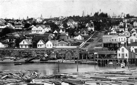 p i archive seattle in 1870 seattle s big