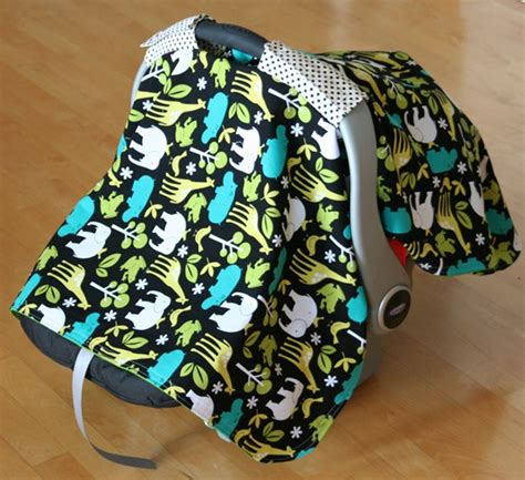 diy cover pattern car seat cover tutorial