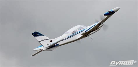 Dynam Cessna 310 Grand Cruiser 1280mm Motor Retrac Murah dynam cessna 310 grand cruiser 1280mm wingspan v2 迪乐美官方