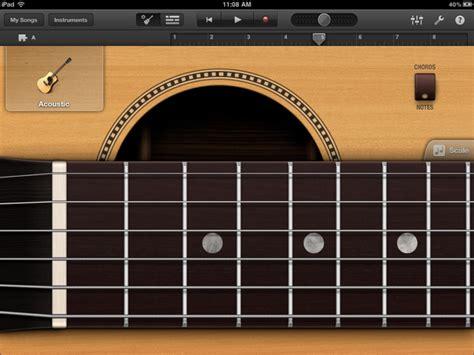 Garageband Guitar Ars Reviews Garageband For A Killer App For Budding