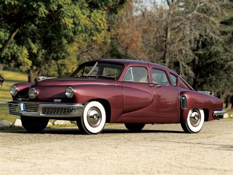 An Tucker 1948 tucker 48 on rm auction extravaganzi