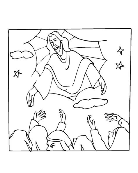 coloring page jesus with sheep free jesus and the coloring pages