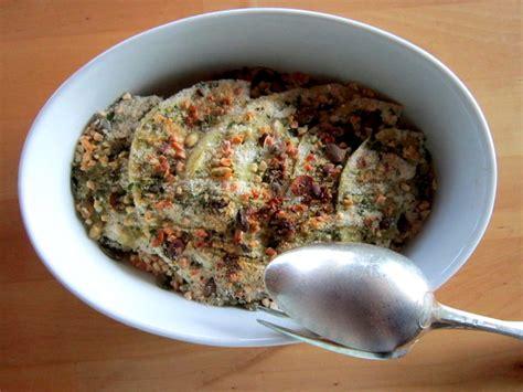 sedano rapa gratinato sedano rapa gratinato con semi