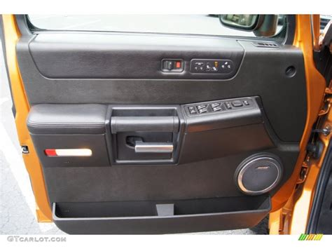 Hummer H2 Interior Door Panel 2006 Hummer H2 Suv Door Panel Photo 60937617 Gtcarlot