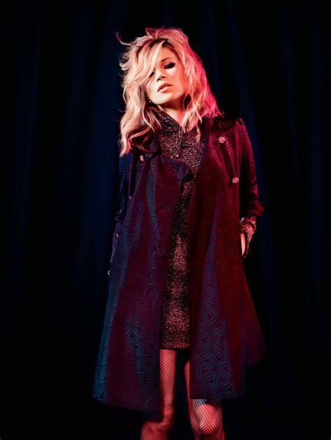 Kate Moss Aw Collection Arrives At Topshop by Kate Moss Topshop 2009 Ad Caign