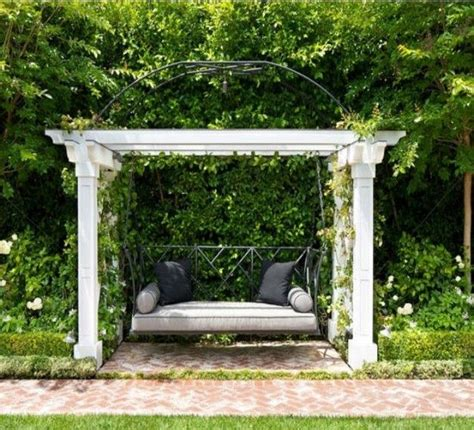 pergola bench 65 best images about pergola gazebo furniture ideas