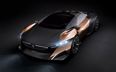 peugeot onyx top 2012 peugeot onyx concept wallpaper hd car wallpapers