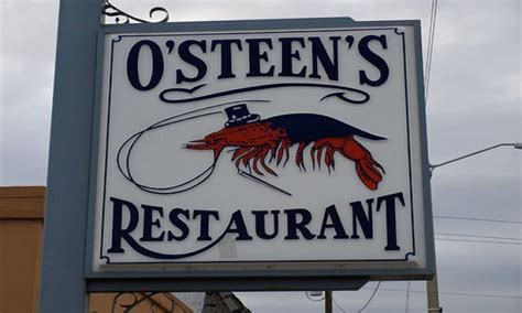 Foodie Tales » O'Steen's Restaurant – St. Augustine, Florida O Steen S
