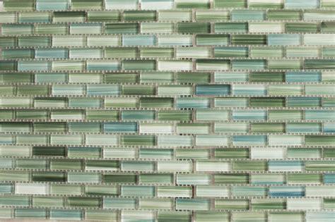 blue green glass tile kitchen backsplash blue green painted glass subway mosaic tile kitchen