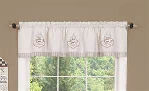 Kitchen Curtains Coffee Theme Kitchen Curtains With Coffee Theme Decors Ideas