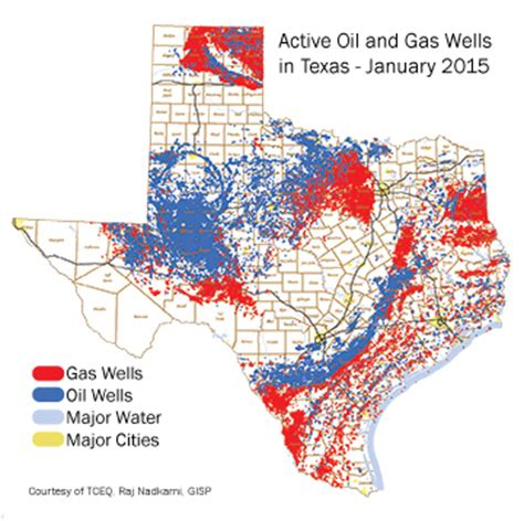 texas drilling map texas parks wildlife department voluntary conservation practices