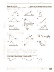 Sum Of Interior And Exterior Angles Of A Polygon Interior Angles Of A Triangle Worksheet Abitlikethis