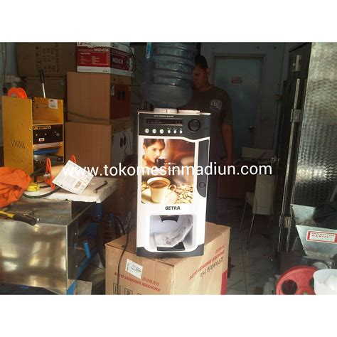 Dispenser Kopi mesin kopi otomatis murah toko mesin madiun toko mesin