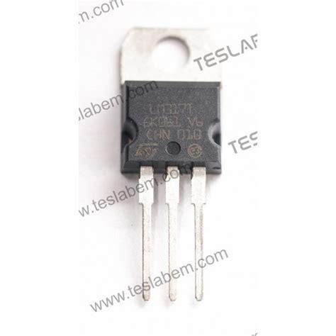 Lm317t 12 37v To 221 lm317t 1 2v 37v 1 5a regulador de voltaje positivo