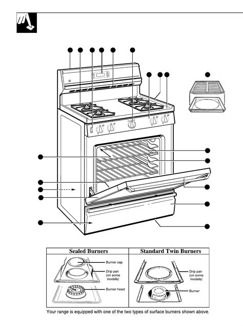 Ge Oven Xl44 Ge Oven