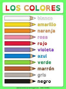color con i me encanta escribir en espa 241 ol los colores