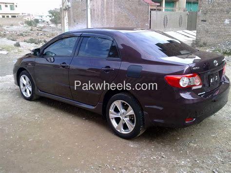 Toyota Corolla 2012 For Sale Toyota Corolla Cars For Sale In Peshawar Verified Car