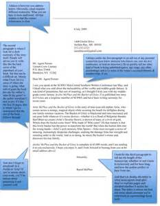 how to write a query letter writing and illustrating
