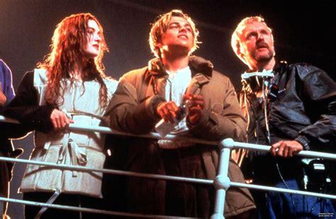 film titanic behind the scenes behind the scenes titanic photo 8654045 fanpop