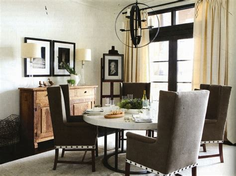 dining room wing chairs wingback dining room chairs decor ideasdecor ideas