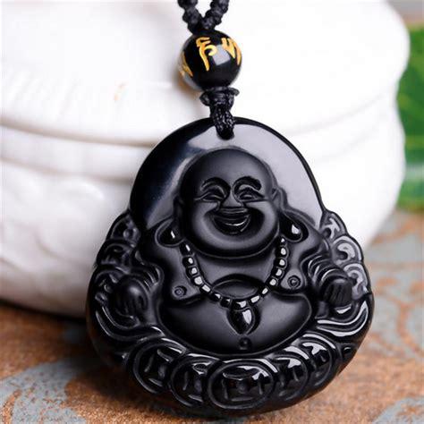 Black Jade wholesale 100 obsidian black jade agate pendant