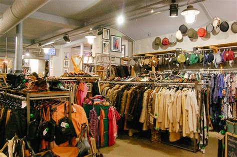 four vintage stores you can visit in an afternoon