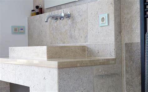 Badezimmer Qualität by Die 25 Besten Ideen Zu Naturstein Waschbecken Auf