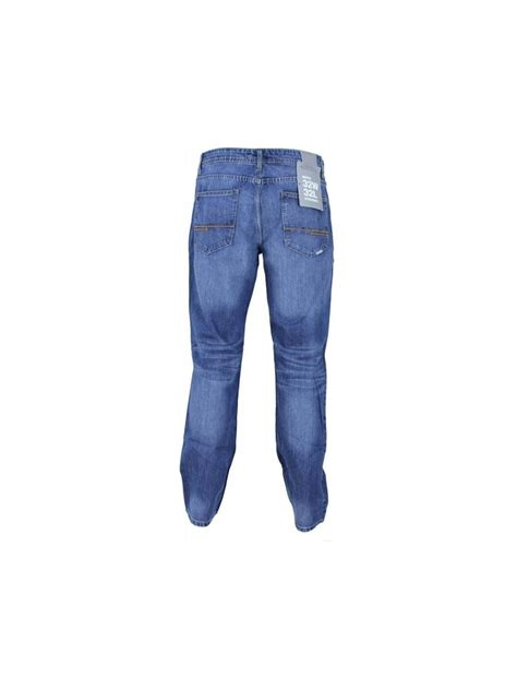 bench denim bench anthemic straight fit jeans in mid denim northern