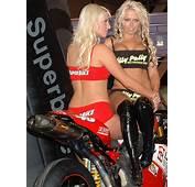 Ducati Monsters Vs Hot Bikini Models