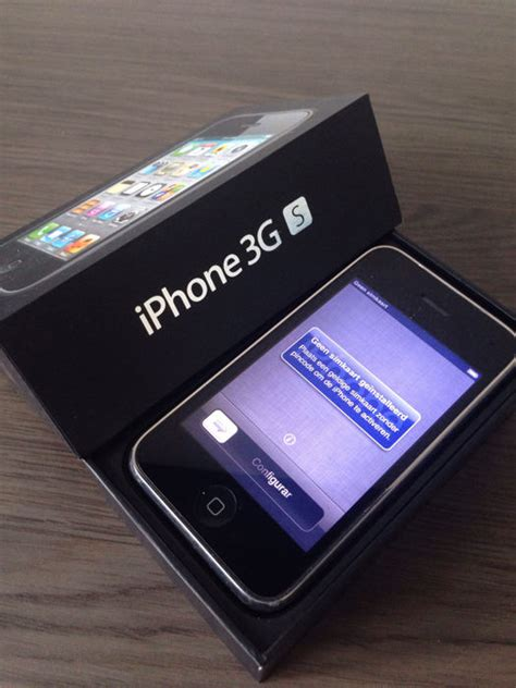 Charger Apple 567 Original Packing apple iphone 3gs 8gb black inc charger and original box catawiki