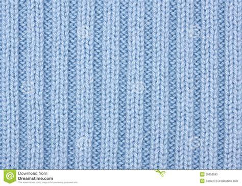 ribbing knitting ribbed knitting stock image image of hobby wool blue