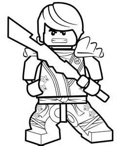 coloriage dessin ninjago 224 imprimer