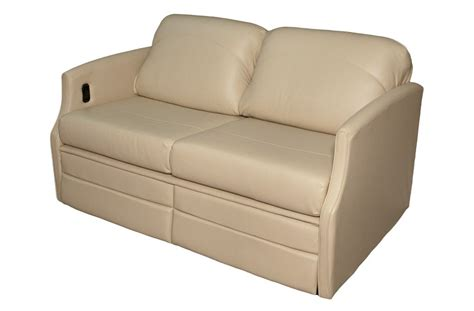 Rv Sofa Sleeper Flexsteel 4615 Sleeper Sofa W Dual Footrests Glastop Inc