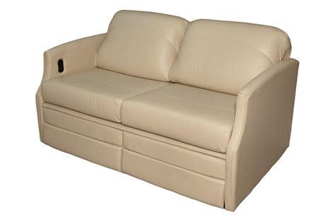 flexsteel  sleeper sofa  dual footrests glastop