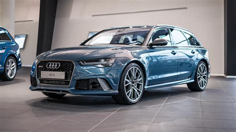 Audi Rs6 Performance by Akrapovic Audi Sport Offer Titanium Exhaust For The Audi