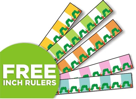 printable ruler kindergarten free measuring booklet and rulers for kindergarten k md