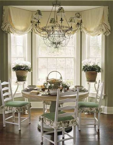 kitchen bay window treatments the enchanted home lets play dressup with windows