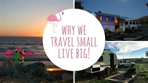 live bid why we quot travel small live big quot