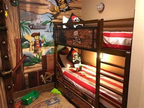 legoland pirate room standard pirate room picture of legoland florida hotel winter tripadvisor