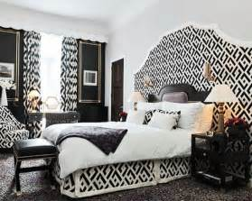 black white bedroom themes black and white contemporary interior design ideas for