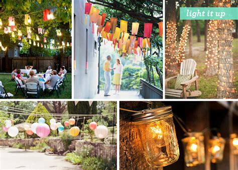 how to decorate my backyard for a party 5 must haves for your next summer party abcey events